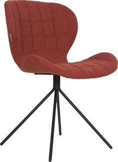 Zuiver+-+OMG+Spisestol+-+Oransje+-+Vakker+spisestol+fra+Zuiver+i+et+moderne+skallstol-design.+Denne+lekre+spisestolen+er+polstret,+og+har+et+sete+laget+av+kryssfiner+trukket+i+grått+stoff.+Fordi+setet+er+polstret,+skapes+det+en+økt+sittekomfort,+og+stolen+er+som+skapt+for+lange+samtaler+ved+spisebordet.+Den+fine+pulverlakkerte+stålrammen+gir+stolen+et+streif+av+moderne+minimalisme.+Den+spreke,+oransje+fargen+gir+liv+til+innredningen+og+personlighet+til+interiøret.