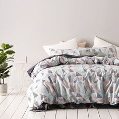 Metro - Mandala Quilt Cover Set - Bedroom Quilt Covers & Coverlets - Adairs Online