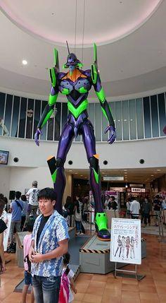 Neon Genesis Evangelion  Eva 01