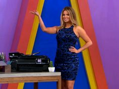 Amber Lancaster - The Price Is Right (3/25/2015) ♥