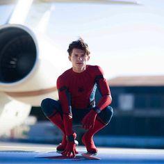 Tom Holland is Spiderman     pinterest     lexi_niccole_