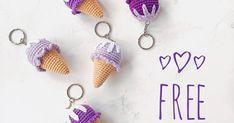 Mesmerizing Crochet an Amigurumi Rabbit Ideas. Lovely Crochet an Amigurumi Rabbit Ideas. Crochet Keychain Pattern, Crochet Patterns Amigurumi, Crochet Dolls, Knitting Patterns, Cat Amigurumi, Amigurumi Tutorial, Crochet Food, Crochet Gifts, Cute Crochet