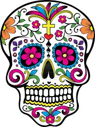 day of the dead skull clipart clip art sugar skulls clipart clip rh pinterest com skull clipart png skull clipart collection