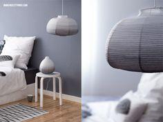 DIY: Dip Dye Papierlampe