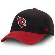 NFL Pro Line Arizona Cardinals Black/Cardinal Iconic Fundamental Adjustable Hat :https://athletic.city/football/gear/pro-line-arizona-cardinals-blackcardinal-iconic-fundamental-adjustable-hat/