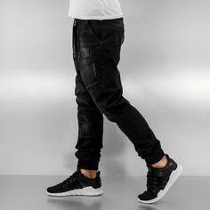 JEAN ΠΑΝΤΕΛΟΝΙ JAKARTA BLACK | τζιν παντελονια ανδρικα