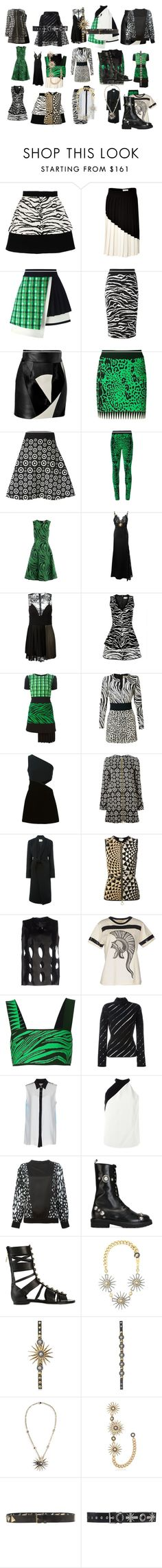 """Untitled #3285"" by luciana-boneca on Polyvore featuring FAUSTO PUGLISI, women's clothing, women's fashion, women, female, woman, misses and juniors"