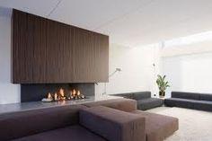 modern fireplace - Buscar con Google