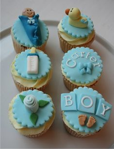 Baby Shower / New Baby - Lady Berry Cupcakes