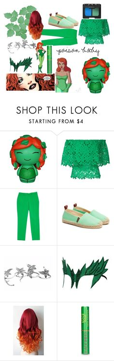 """Poison Ivy"" by stitchlover20 ❤ liked on Polyvore featuring Funko, Bambah, Michael Kors, Penelope Chilvers, Tata Harper and NARS Cosmetics"
