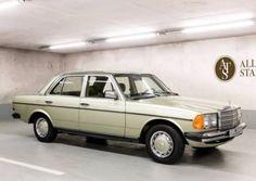 Motori: #Ex-Factory #Museum: #43K-Kilometer 1980 Mercedes-Benz 300 D (link: http://ift.tt/2drGGfG )