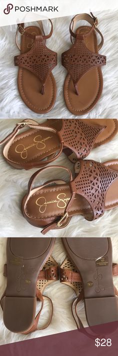 94dceebb796 NWOB Jessica Simpson sandals! These brand new Jessica Simpson sandals are  perfect to wear with