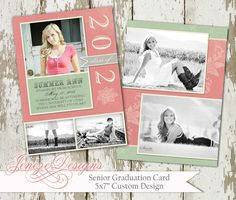 Senior Graduation Announcement Photography Seniors Pinterest