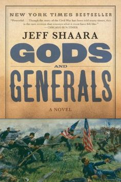 Gods and Generals: A Novel of the Civil War (Civil War Trilogy) by Jeff Shaara http://www.amazon.com/dp/0345409574/ref=cm_sw_r_pi_dp_CfLrvb1VB5EBV