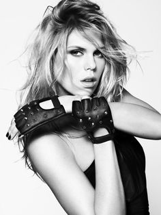 DJ Alexandra Richards. The Rolling Stones. #KeithRichards #StonesIsm #PattiHansen #CrosseyedHeart #Fashion #Model