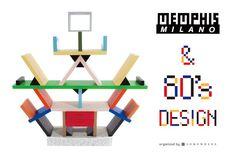 80年代の衝撃「MEMPHIS MILANO」と80'sデザインの展示会 | タブルームニュース