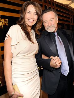 'It Was Not Depression That Killed Robin': Susan Williams Opens up to PEOPLE About Husband's Battle with Lewy Body Dementia