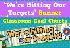 We're Hitting Our Targets - Banner