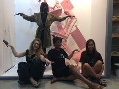 Escaparates de Moda y Artes en Maniquíes realizados por los alumnos del Postgrado de Escaparatismo Estratégico #Ártidi