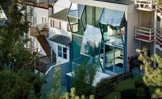 Flip House by Anne Fougeron Architecture