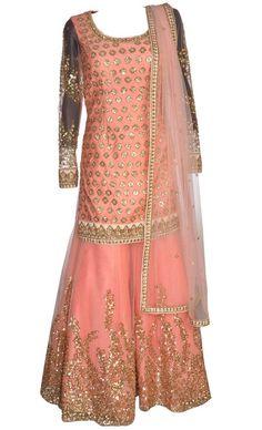 Pinterest: @pawank90 Eid Outfits, Pakistani Outfits, Indian Outfits, Indian Clothes, Wedding Outfits, Pakistan Fashion, India Fashion, Ethnic Fashion, Punjabi Fashion