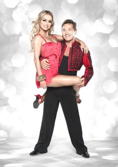 Strictly Come Dancing 2012: Sid Owen with Ola Jordan
