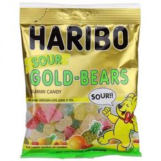 Haribo Sour Gold-Bears Just $0.70 At Family Dollar With Printable Coupon!