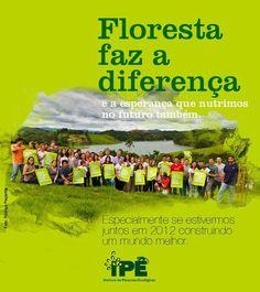 Feliz 2012! #florestafazadiferenca #vetadilma!