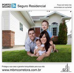 Protege a sua casa e garante tranquilidade para sua vida.