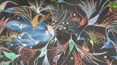 Grafite no beco do batman