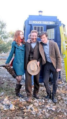 Behind the Scenes, Vincent and the Doctor