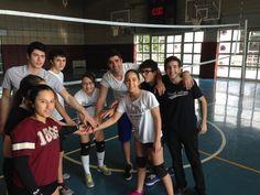 Öğretmen-Öğrenci Voleybol Turnuvası