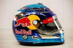 Sebastian Vettel - 2012 Red Bull F1