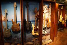 Guitar section - Musikmesse & Prolight + Sound 2014 Frankfurt #music #fair