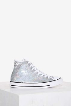 9efcea27075b Converse Chuck Taylor Holiday Party Sequin High-Top Sneaker - Shoes