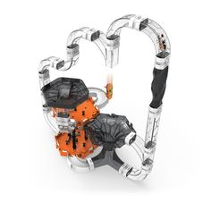 HEXBUG Nano V2 Black Hole - Nano - HEXBUG 49.99 Saw this on a commercial and he asked if he could have it. Will have to see. Looks cool. You can reconfigure it.