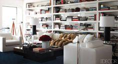 Ralph Lauren Apartment Interiors - Ralph Lauren New York House Design - ELLE DECOR