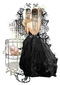 """Mirror, mirror..."" by aspinall-moira ❤ liked on Polyvore featuring art"