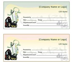Wording For A Gift Certificate Gift Certificate Voucher Template - Travel gift certificate template