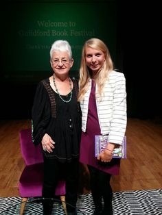 My Interview with Jacqueline Wilson Jacqueline Wilson, Bb, Interview, Floral, Books, Beauty, Style, Fashion, Swag