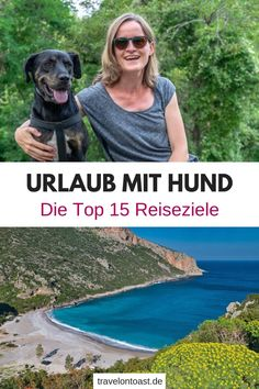 Dog holiday: the 15 most beautiful travel destinations with dogs – … – Pets and Supplies Dog Travel, Camping With Kids, Tent Camping, Campsite, Van Life, Best Dogs, Chihuahua, Travel Destinations, Vacation