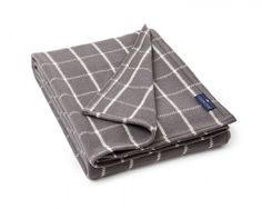 Lexington classic checked bedspread in soft cotton quality. 100% Cotton