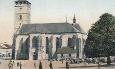 Historické fotografie mesta Prešov - 3.časť   Prešovak.sk Notre Dame, Taj Mahal, Building, Painting, Travel, Art, Art Background, Viajes, Buildings