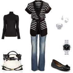 Casual Fridays, created by archimedes16.polyvore.com