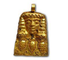 Bee Goddess - From Eleutherna on Crete, c. 700 BC.  Layne Redmond