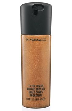 MAC To The Beach Body Oil