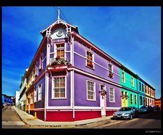 Valparaíso en los cerros