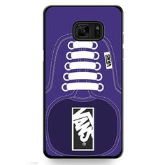 Blue Vans Shoe TATUM-1962 Samsung Phonecase Cover For Samsung Galaxy Note 7