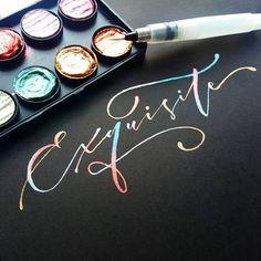 Never get bored of Finetec colour.