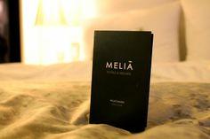 Hotel Meliá Vienna in Austria's highest skyscraper offers VEGAN ROOM SERVICE!